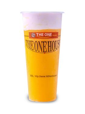 芒果芝士奶盖