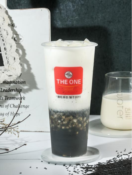 黑燕芝鲜奶